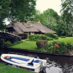 Giethoorn, Desa Terapung di Belanda